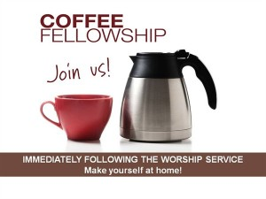 coffee fellowship